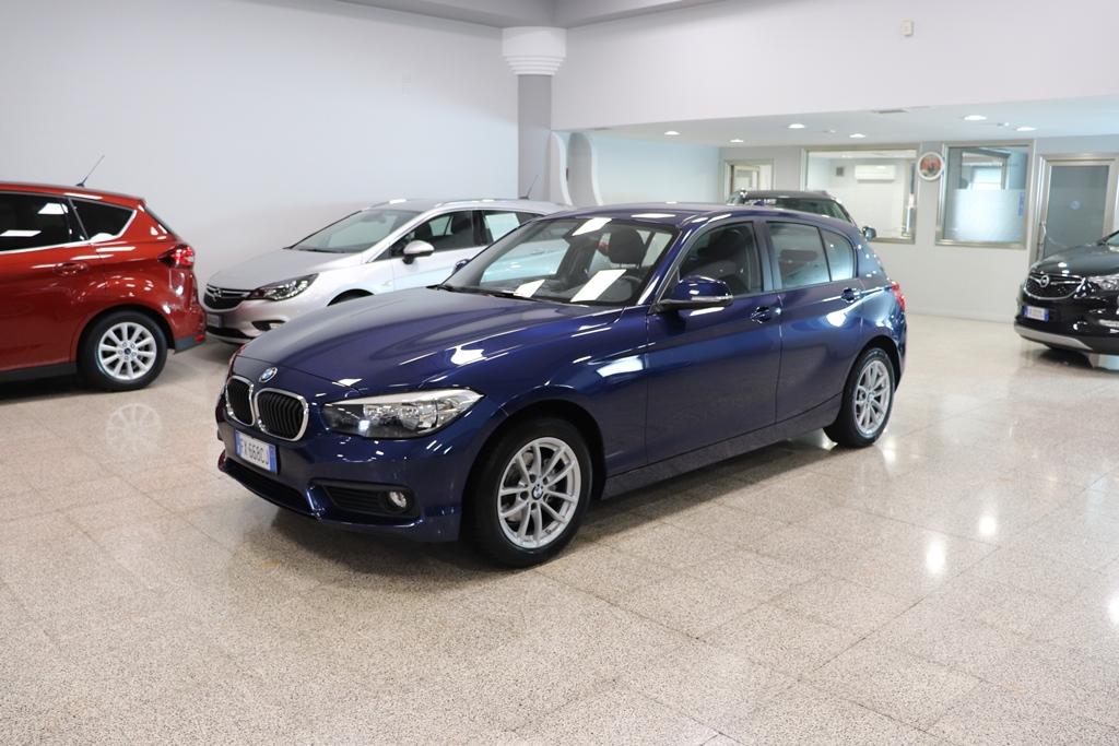 BMW 114 d 95cv 6m. e6 ss 5p. advantage ( cruise - navi - bluetooth - cerchi - pdc )