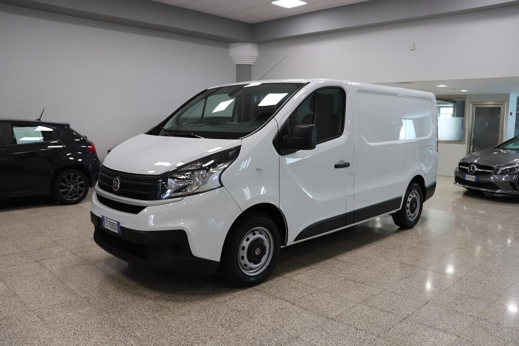 FIAT Talento furgone 10 q.li 1.6 m-jet 120cv 6m. e6 ch1 pc-tn ( navi - bluetooth - sensori p. - telecamera post. ) km 29000