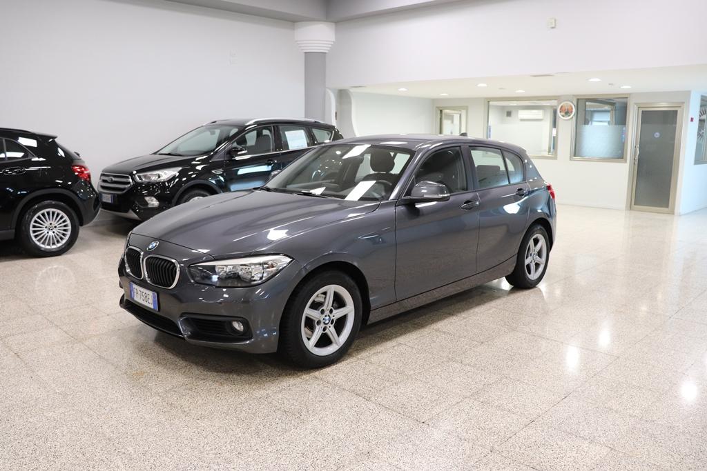 BMW 118 d 150cv steptronic e6 ss 5p. advantage ( cruise - bluetooth - cerchi - sensori p. )