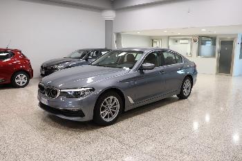 BMW 520 d 190cv steptronic e6d-temp ss x-drive 4p. business ( cruise - navi - pelle - bt - clima bizona - fari led - pdc ) km 13000