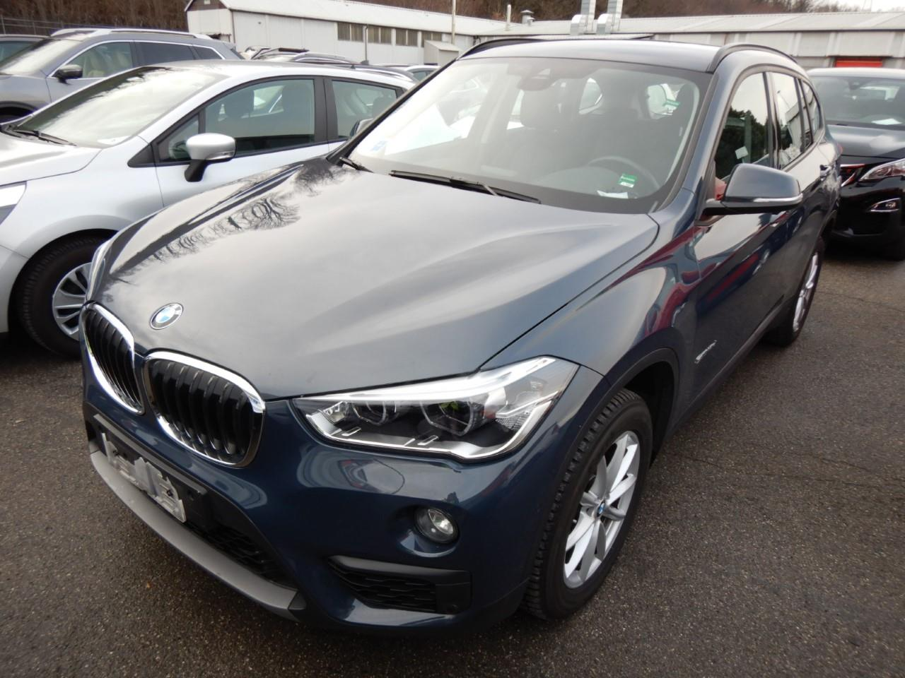 BMW X1 18d 150cv steptronic e6 ss s-drive advantage ( cruise - navi - bluetooth - clima bizona - fari led - pdc ) km 41000