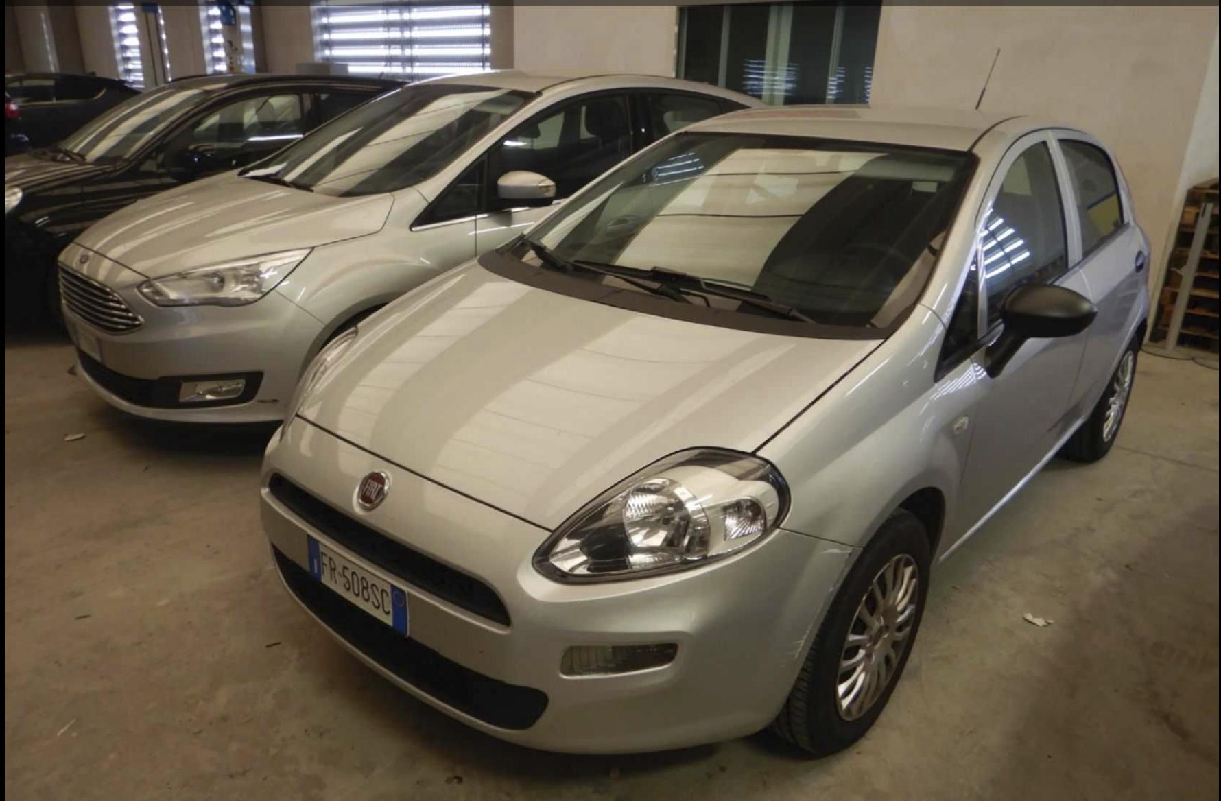 FIAT Punto 1.2 69cv e6 5p. street