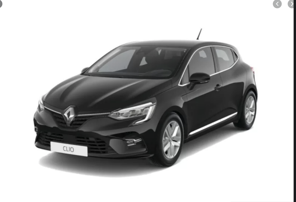 RENAULT Clio new 1.0 tce 100cv e6d-temp ss gpl intens 5p. ( cruise - navi - bt - mirror - fari led - pdc - telecamera post. ) km 19000