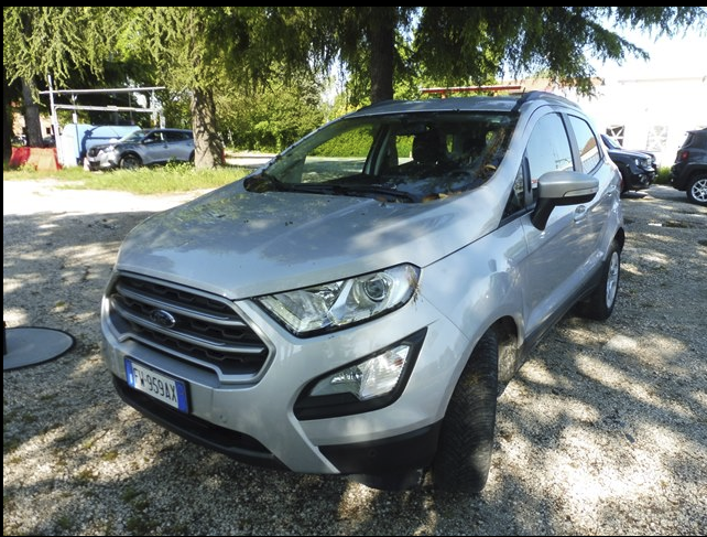 FORD Ecosport 1.0 ecoboost 125cv aut. e6d-temp ss business ( cruise - navi - bt - mirror - pdc )