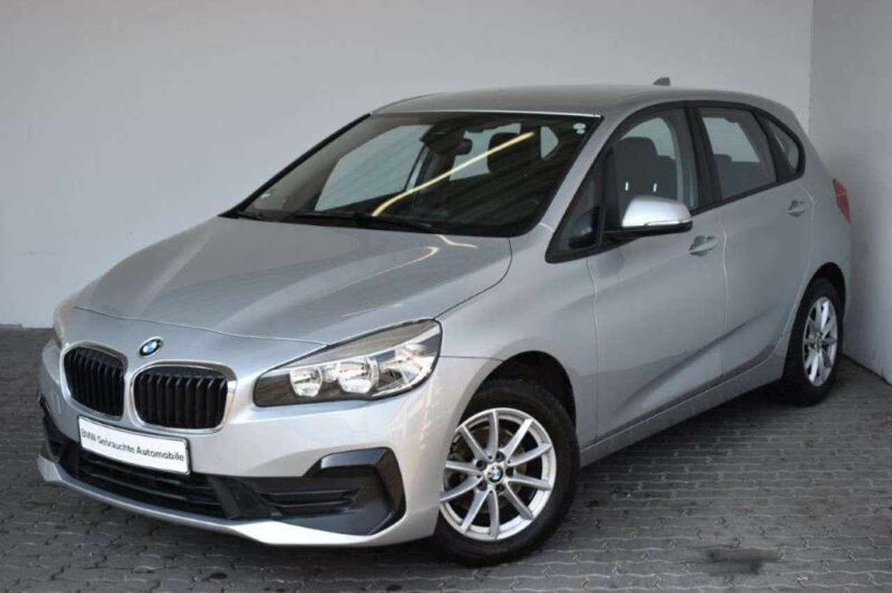 BMW 216 d active tourer 115cv 6m. e6 ss ( cruise - navi - bluetooth - cerchi - business package - sensori p. ) km 20000