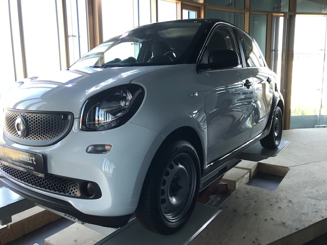SMART Forfour 1.0 71cv e6 youngster ( cruise - bluetooth )